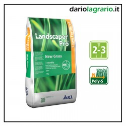 Concime New Grass 16-24-12...